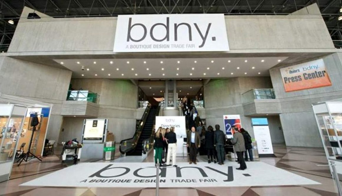 BDNY boutique Trade Show