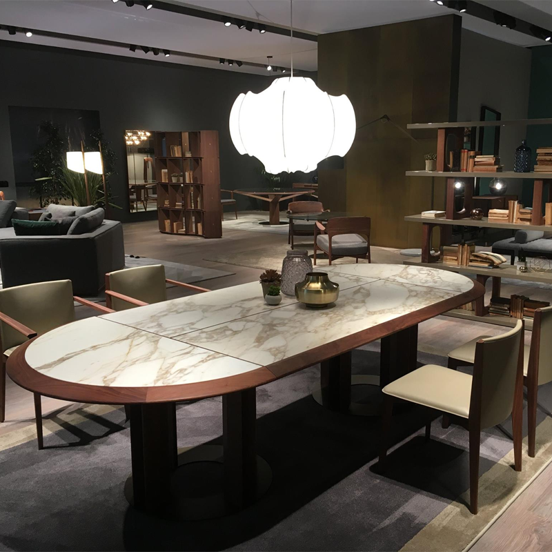 Thayl Dining Table Designed By G Amp O Buratti For Porada