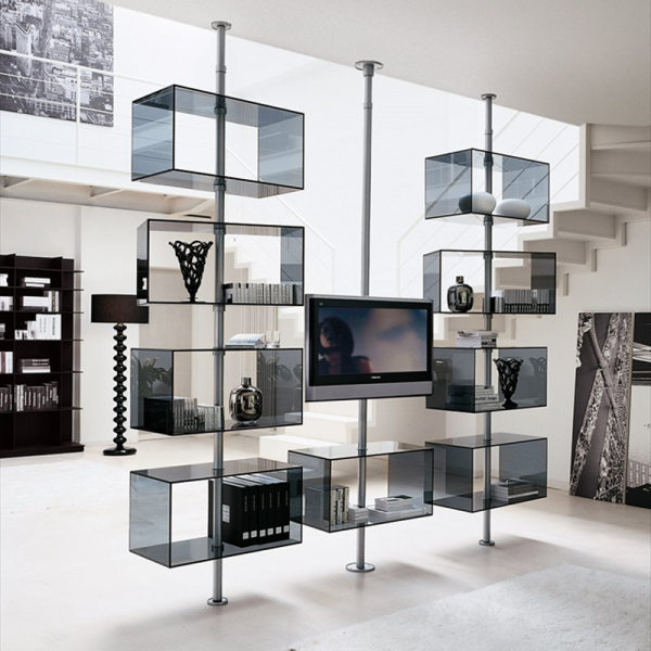 Domino TV - Domino expo; Designed by Tarcisio Colzani; Porada