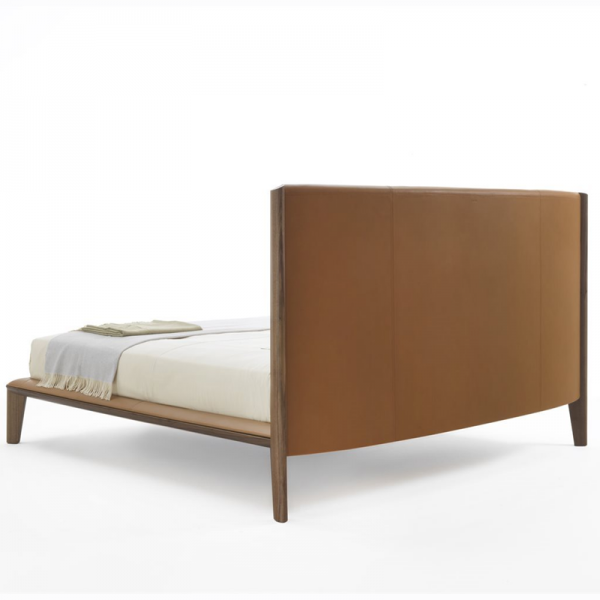 Nyan bed designed by G & O Buratti for Porada
