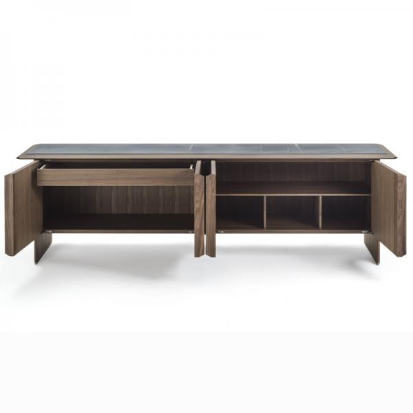 Tamok sideboard designed by G & O Buratti for Porada