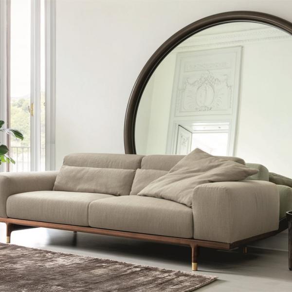 Argo modular sofa designed by David Dolcini for Porada