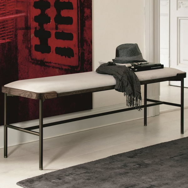 Astol bench designed by S. Tollgard for Porada