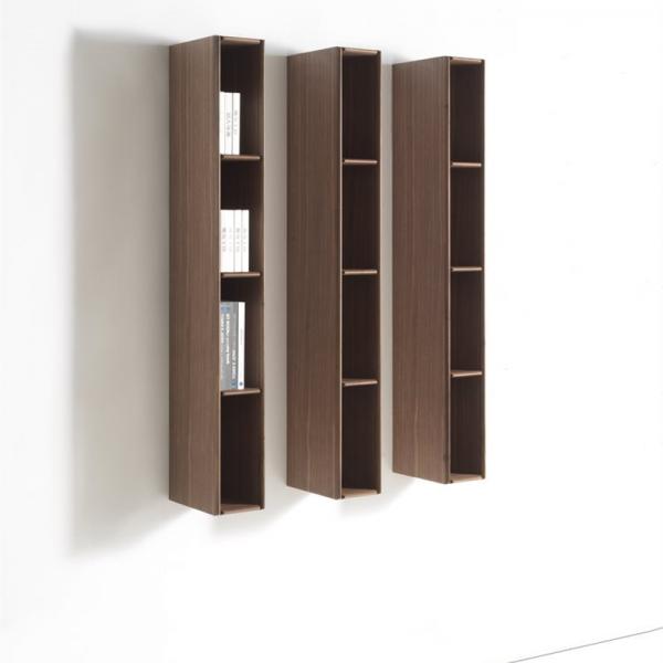 Bayus 7 wall unit designed by G&O Buratti for Porada
