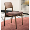 Emma side chair designed by Patrick Jouin for Porada
