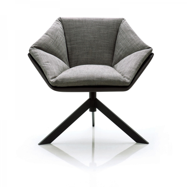 Grace lounge chair designed for Papadatos