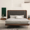 Killian bed designed by Marconato Zappa for Porada
