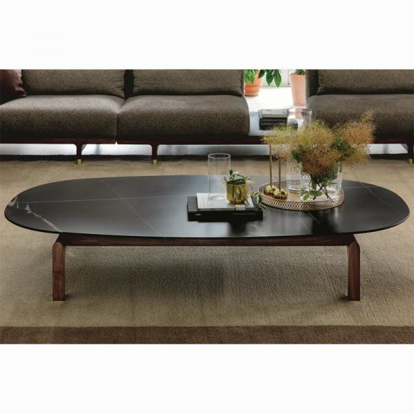 Quay coffee table designed by G & O Buratti
